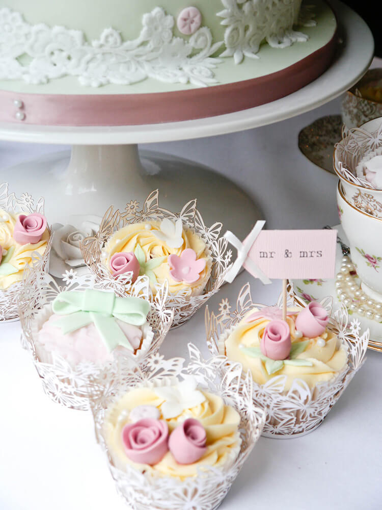 Wedding cupcakes cumbria lake district cutie pie cake co wedding cupcakes by cutie pie cake co cumbria junglespirit Image collections